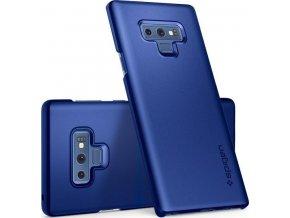 Spigen Thin Fit, ocean blue - Galaxy Note 9