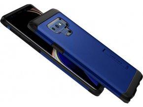 Spigen Tough Armor, ocean blue - Galaxy Note 9