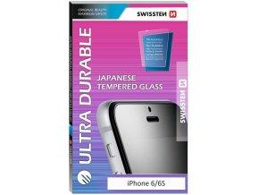 Ochranné tvrzené sklo Ultra Durable SWISSTEN pro iPhone XS MAX