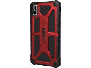 UAG Monarch case Crimson, red - iPhone XS Max