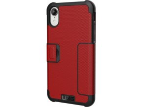 UAG Metropolis case Magma, red - iPhone XR