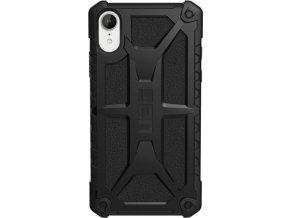 UAG Monarch case Black, matte - iPhone XR