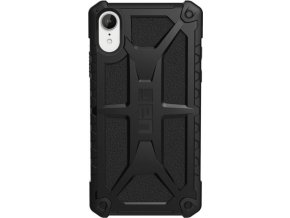 UAG Monarch case Black, matte - iPhone XR