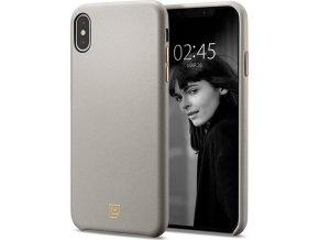 Spigen La Manon Câlin, beige - iPhone XS Max
