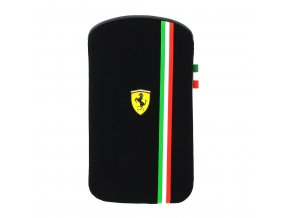 Pouzdro / kapsa Ferrari Scuderia V3 Black - univerzální
