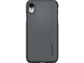 Spigen Thin Fit, graphite gray - iPhone XR