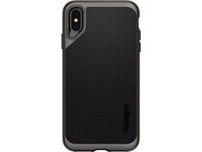 Spigen Neo Hybrid, gunmetal - iPhone XS Max