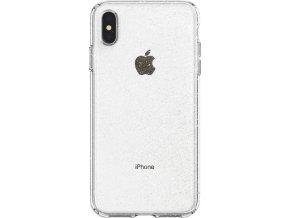 Spigen Liquid Crystal Glit, crystal -iPhone XS Max