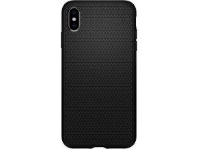 Spigen Liquid Air, black - iPhone XS Max