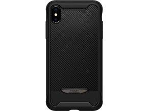 Spigen Hybrid NX, black - iPhone XS Max