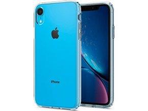 Spigen Crystal Flex, clear - iPhone XR