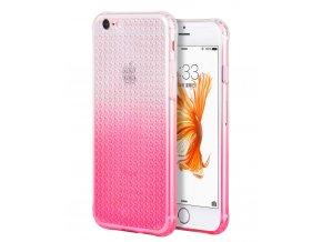 Kryt HOCO Diamond Series Gradient pro Apple iPhone 6 Plus/6S Plus, růžový