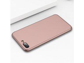 floveme matt rose gold iphone kryt