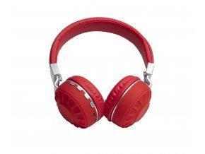 Bezdrátová sluchátka Clearo KD26, Red