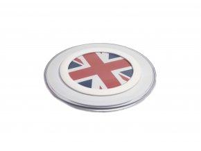 Bezdrátová nabíječka Clearo UK style, Qi standard