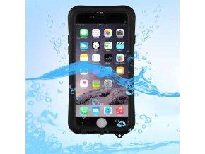 Vodotěsné pouzdro Clearo Multi Kit Bike and Armband – pro iPhone 6 Plus/6S Plus (Black)