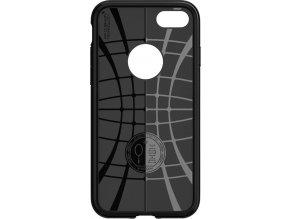 Kryt Spigen Rugged Armor, black - pro iPhone 7