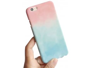 Kryt Clearo Painted pro iPhone 5/5S/SE