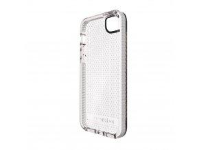 Zadní ochranný kryt Tech21 Evo Mesh pro Apple iPhone 5/5S/SE, šedočirý