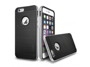Kryt Verus New Iron Shield pro iPhone 6/6S stříbrný