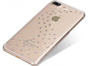 Kryt Bling My Thing Milky Way Pure Brilliance pro Apple iPhone 7 Plus with Swarovski® crystals
