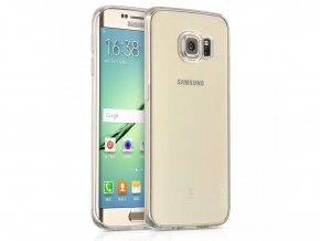 Kryt HOCO Light series pro Samsung GalaxyS6 Edge, čirý