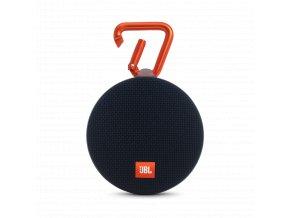 JBL Clip 2 Bluetooth reproduktor, černá