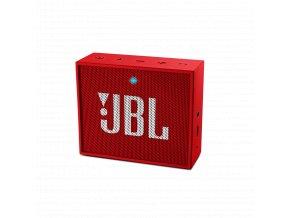 JBL Go Bluetooth reproduktor, červená