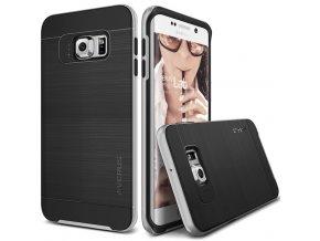 Kryt Verus High Pro Shield pro Samsung Galaxy S6 edge plus stříbrný