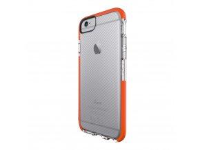 Zadní ochranný kryt Tech21 Impact Check pro Apple iPhone 6/6S, čirý