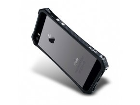 NavJack X Trim Series PPS Bumper pro iPhone 5 5S Deep Charcoal 2