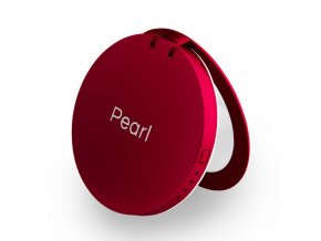 Externí baterie Hyper Pearl make-up mirror & powerbank - červená