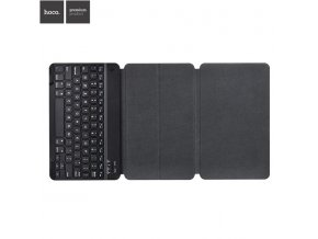 Hoco Stand Wireless Bluetooth Keyboard pro iPad a tablety - UPK01, černý