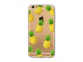 Kryt Clearo Pineapple Ultra Thin iPhone 4/4S