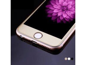 Tvrzené sklo 3D Carbon Glass pro iPhone 6/6S (přední)