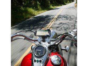 iOttie Active Edge Bike & Bar Mount, electric lime - držák na kolo a motorku