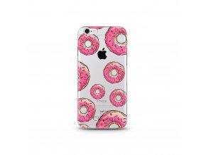 Kryt Clearo Luxury Donuts pro iPhone 5/5S