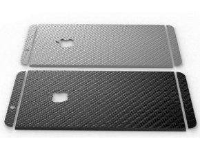 Fólie Luphie Carbon pro iPhone 6/6S (zadní)