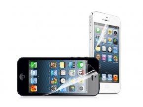 Fólie pro ochranu displeje pro iPhone 5/5S