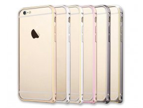 Luxusní kryt pro iPhone 6/6S - Steel Shield