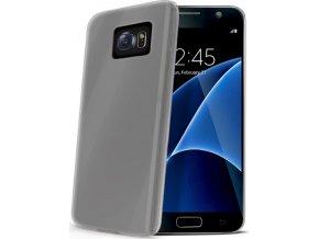 Kryt TPU CELLY Gelskin pro Samsung Galaxy S7, bezbarvé