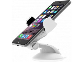 iOttie Easy Flex 3 Car Mount Holder, white univ.