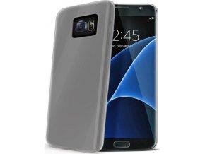 Kryt TPU pouzdro CELLY Gelskin pro Samsung Galaxy S7 Edge, bezbarvé