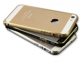 Luxusní kryt pro iPhone 5/5S/SE - Steel Shield