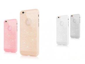 Stylový kryt pro iPhone 6/6S - Glitter