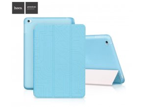 Pouzdro HOCO Cube Leather pro iPad Mini 4, Blue/Beige