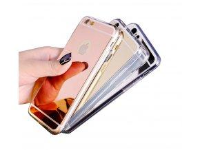 Luxusní kryt pro iPhone 5 / 5S / SE - Mirrori