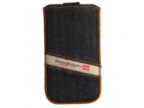Pouzdro:Kapsa Diesel original, jeans – univerzální