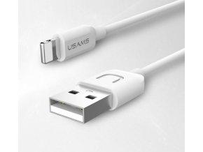 Lightning kabel USAMS U Turn pro iPhone, White