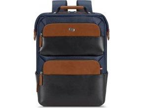 "Batoh East Hampton Backpack, od Solo, blue - 15.6"""